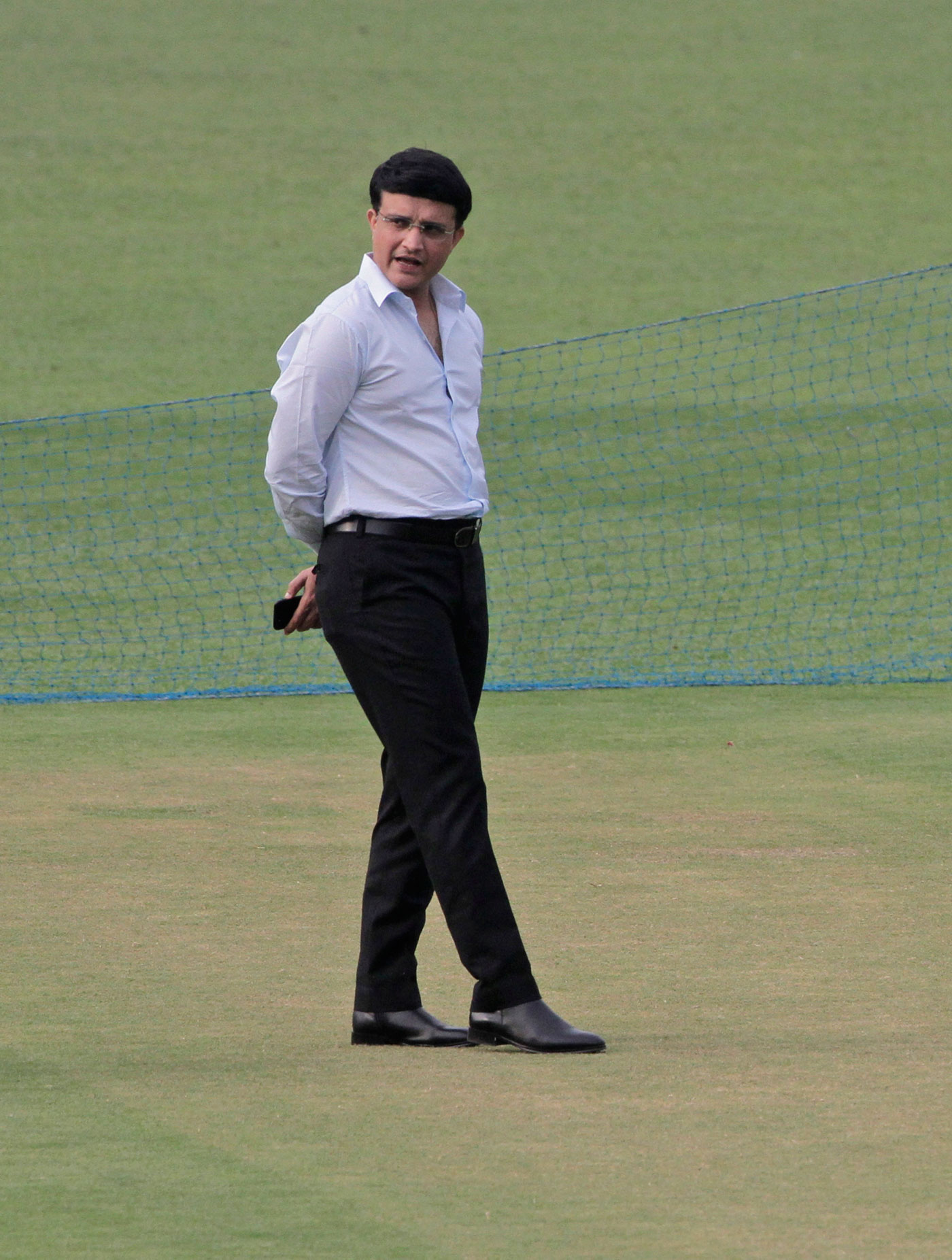 Sourav Ganguly Opens Up  On Ravi Shastri's Famous Punctuality Story