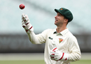 Matthew Wade relishes his alone time with the ball, Cricket Australia XI v England, The Ashes 2017-18, Tour match, 2nd day, Townsville, November 16, 2017