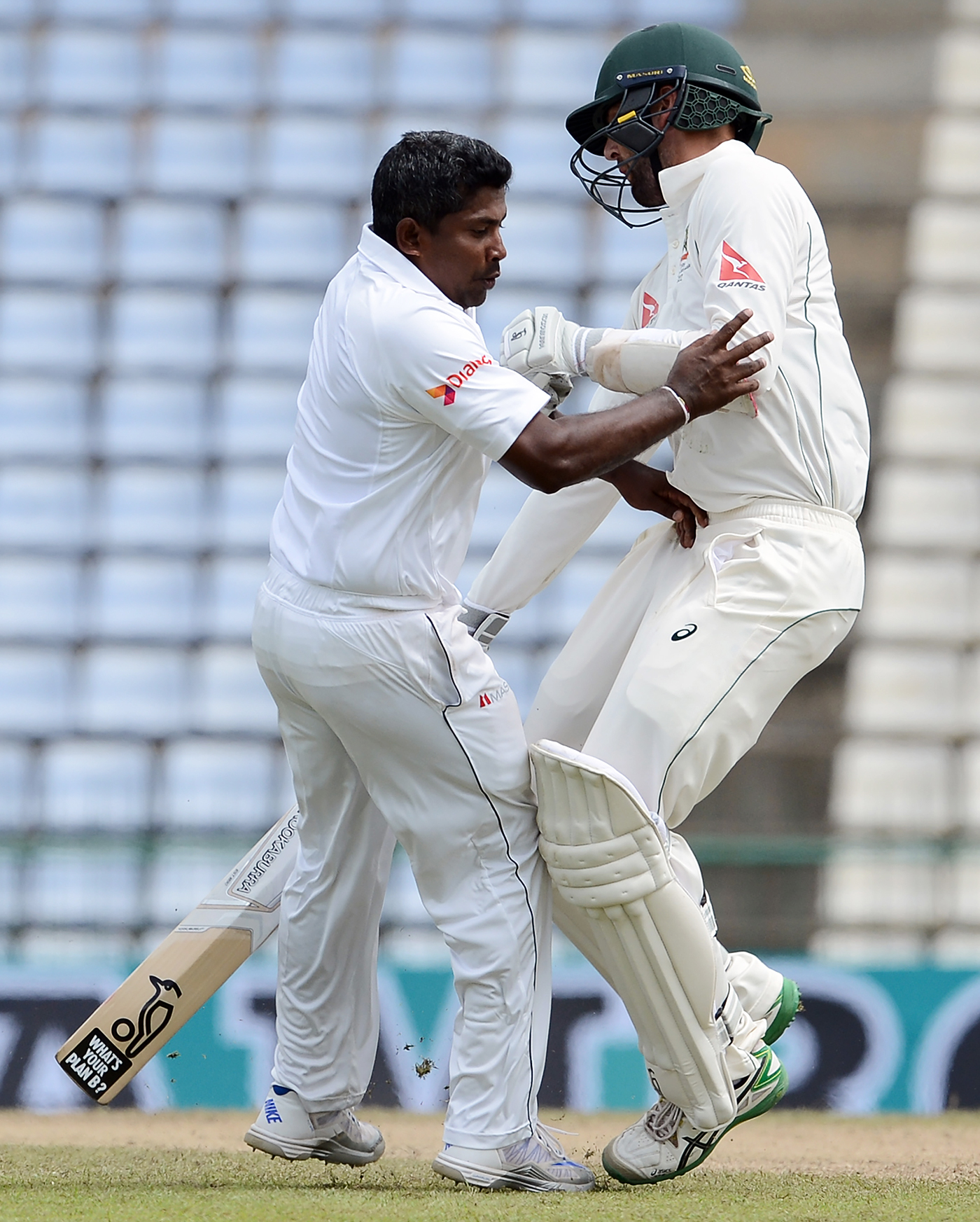 A collision of styles: get Rangana Herath's nagging accuracy without losing your