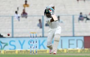 Cheteshwar Pujara's technique was impeccable again