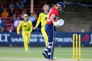 Jess Jonassen struck in her first over, Australia v England, 1st T20I, Women's Ashes 2017-18, Sydney, November 17, 2017