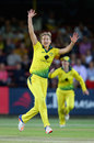 Ellyse Perry struck twice on two balls, Australia v England, 1st T20I, Women's Ashes 2017-18, Sydney, November 17, 2017