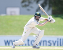 Jason Sangha bunts one away en route to his maiden first-class ton, Cricket Australia XI v England XI, Tour match, Townsville, 4th day, November 18, 2017