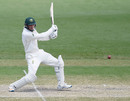 Matthew Short targets the off side, Cricket Australia XI v England XI, Tour match, Townsville, 4th day, November 18, 2017