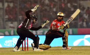 Imrul Kayes top-scored for Comilla Victorians