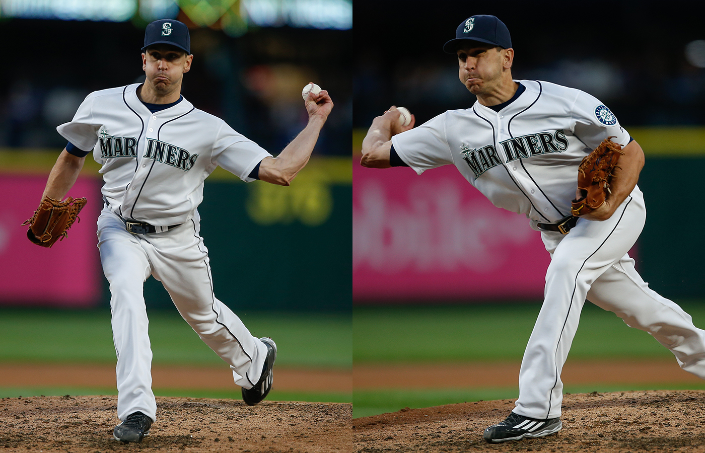 If reports are to be believed, baseballer Pat Venditte can not only pitch with both arms but can also pitch on land and water
