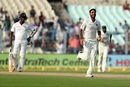 Bhuvneshwar Kumar was in super form, India v Sri Lanka, 1st Test, Kolkata, 5th day, November 20, 2017
