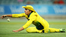 Australia's fielding wasn't quite sharp, with four dropped chances, Australia v England, Women's Ashes, 3rd T20I, Canberra, November 21, 2017