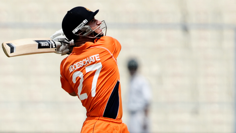Ryan ten Doeschate last played for Netherlands at the 2011 World Cup