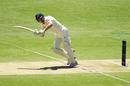Cameron Bancroft steers one onto the leg side, Australia v England, 1st Test, Brisbane, 2nd day, November 24, 2017