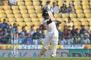 Sadeera Samarawickrama plays a picture-perfect off drive, India v Sri Lanka, 2nd Test, Nagpur, 1st day, November 24, 2017