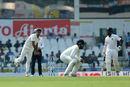 Ashwin gave the ball plenty of revs in the post-lunch session, India v Sri Lanka, 2nd Test, Nagpur, 1st day, November 24, 2017