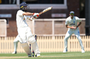 Glenn Maxwell struck a rapid double-hundred, New South Wales v Victoria, Sheffield Shield 2017-18, 1st day, Sydney, November 24, 2017