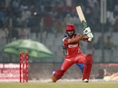 Sikandar Raza blasted a career-best 95, Chittagong Vikings v Sylhet Sixers, Bangladesh Premier League, November 24, 2017