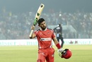 Sikandar Raza walked off to a thunderous ovation, Chittagong Vikings v Sylhet Sixers, Bangladesh Premier League, November 24, 2017