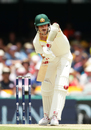 Pat Cummins brings out a copybook defence, Australia v England, The Ashes 2017-18, 1st Test, Brisbane, 3rd day, November 25, 2017