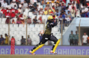 Darren Sammy swings one down the ground, Comilla Victorians v Rajshahi Kings, BPL 2017, Chittagong, November 25, 2017