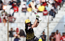 Luke Wright played a steady hand at No. 3, Comilla Victorians v Rajshahi Kings, BPL 2017, Chittagong, November 25, 2017