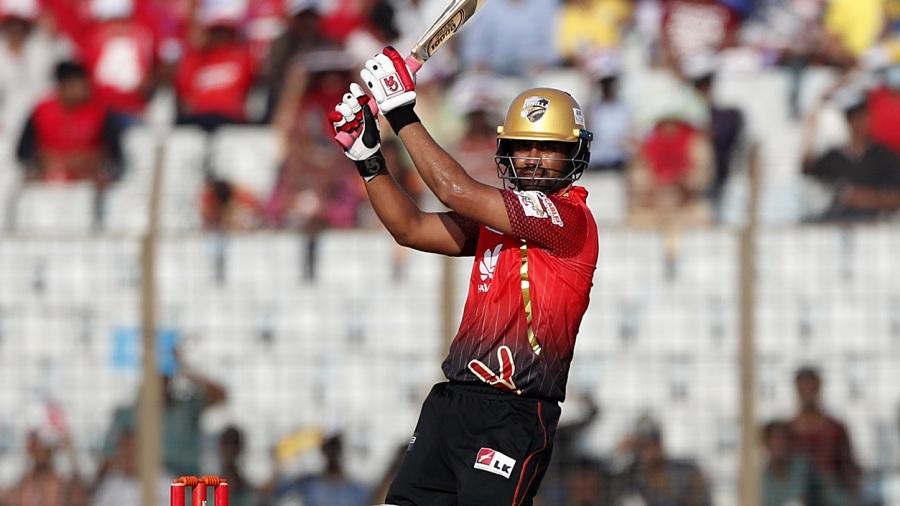 Tamim Iqbal completed 4000 career T20 runs