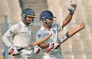 Shreevats Goswami and Anustup Majumdar struck centuries for Bengal, Bengal v Goa, Ranji Trophy 2017-18, Group D, Kolkata, November 25, 2017