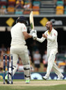 Nathan Lyon added Dawid Malan's scalp, Australia v England, 1st Test, Brisbane, 4th day, November 26, 2017