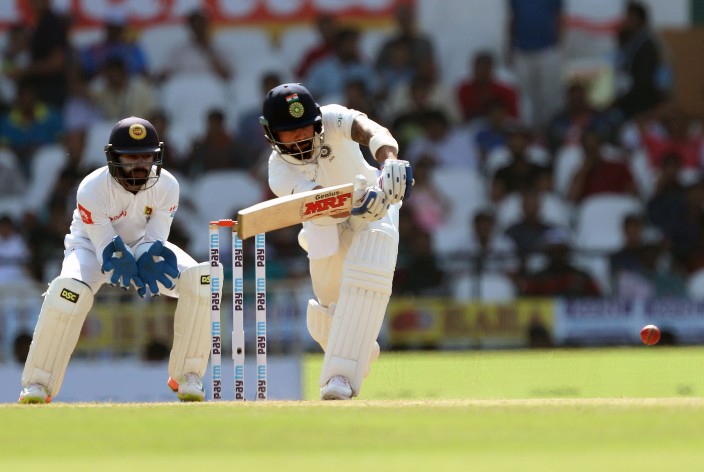 IND vs SL 2nd Test: List Of Records Broken By Virat Kohli During His 213-Run Knock
