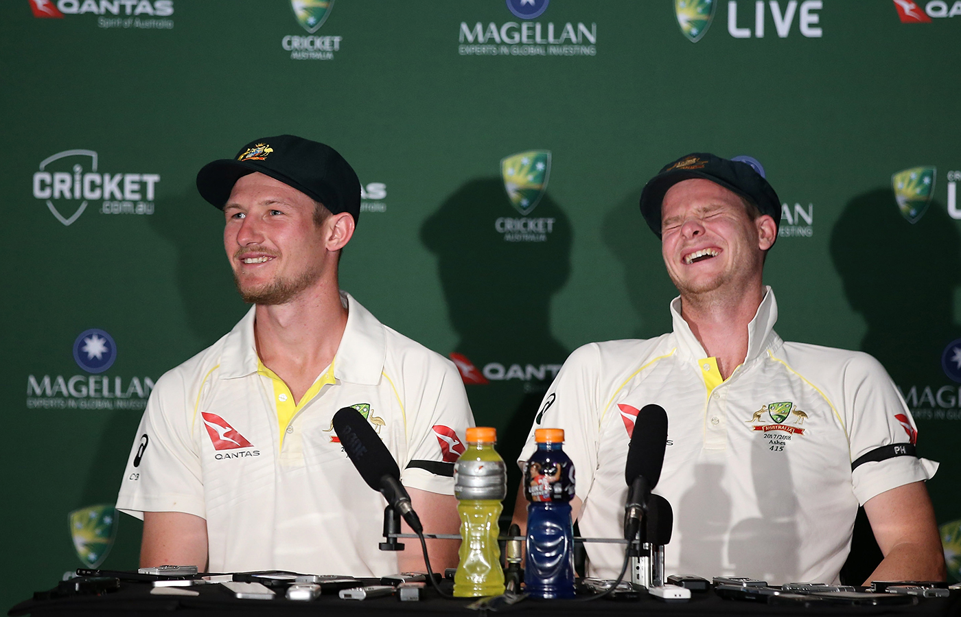Ashes 2017/18: Joe Root Vows To Use Steve Smith's Laughter As Motivation 1