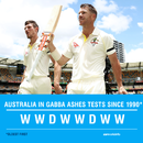 Another Test, another thumping win for Australia at fortress Gabbatoir, Australia v England, 1st Test, Brisbane, 5th day