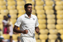 R Ashwin sniped out the Sri Lanka tail, India v Sri Lanka, 2nd Test, Nagpur, 4th day, November 27, 2017
