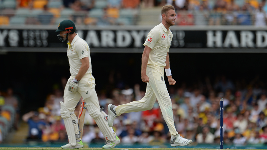 Stuart Broad and Shaun Marsh faced each other in the 2017 Brisbane Test (and in the 2015 Ashes), and their fathers, Chris and Geoff competed in 1986-87