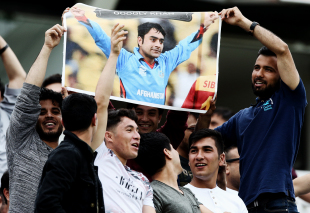Rashid Khan became a globally recognised leggie for Afghanistan this year