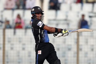 Ziaur Rahman razed Sylhet in a rapid second-wicket stand