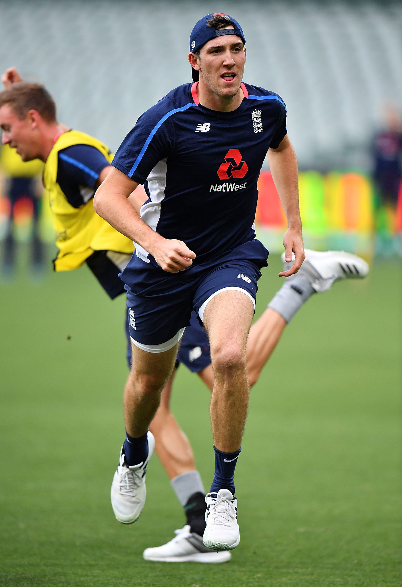 Nothing Can Quite Prepare You For Your First Ball In Test Cricket, Says Craig Oveton 1