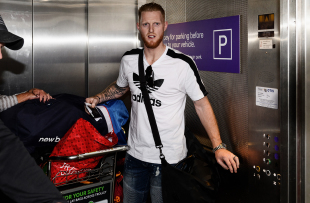 England are hoping that just being next door to Ben Stokes will undo all of Australia's bravado