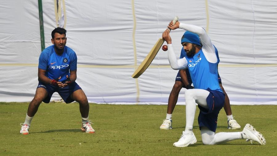 This Is Why Virat Kohli Hates Playing Against Cheteshwar Pujara 1