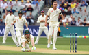 Cameron Bancroft was run out early in the second session, Australia v England, 2nd Test, The Ashes 2017-18, 1st day, Adelaide, December 2, 2017