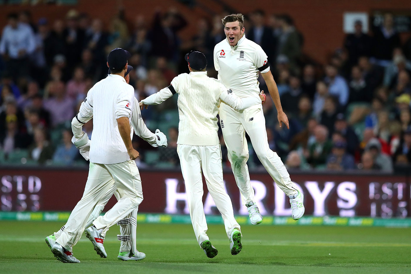 Nothing Can Quite Prepare You For Your First Ball In Test Cricket, Says Craig Oveton 2