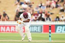 The short-ball barrage to West Indies continued in the second innings, New Zealand v West Indies, 1st Test, Wellington, 3rd day, December 3, 2017
