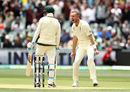 Peter Handscomb fell early on the second day to Stuart Broad, Australia v England, 2nd Test, The Ashes 2017-18, 2nd day, Adelaide, December 3, 2017