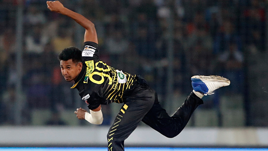 Mustafizur Rahman Denied NOC By BCB To Play In T10 League