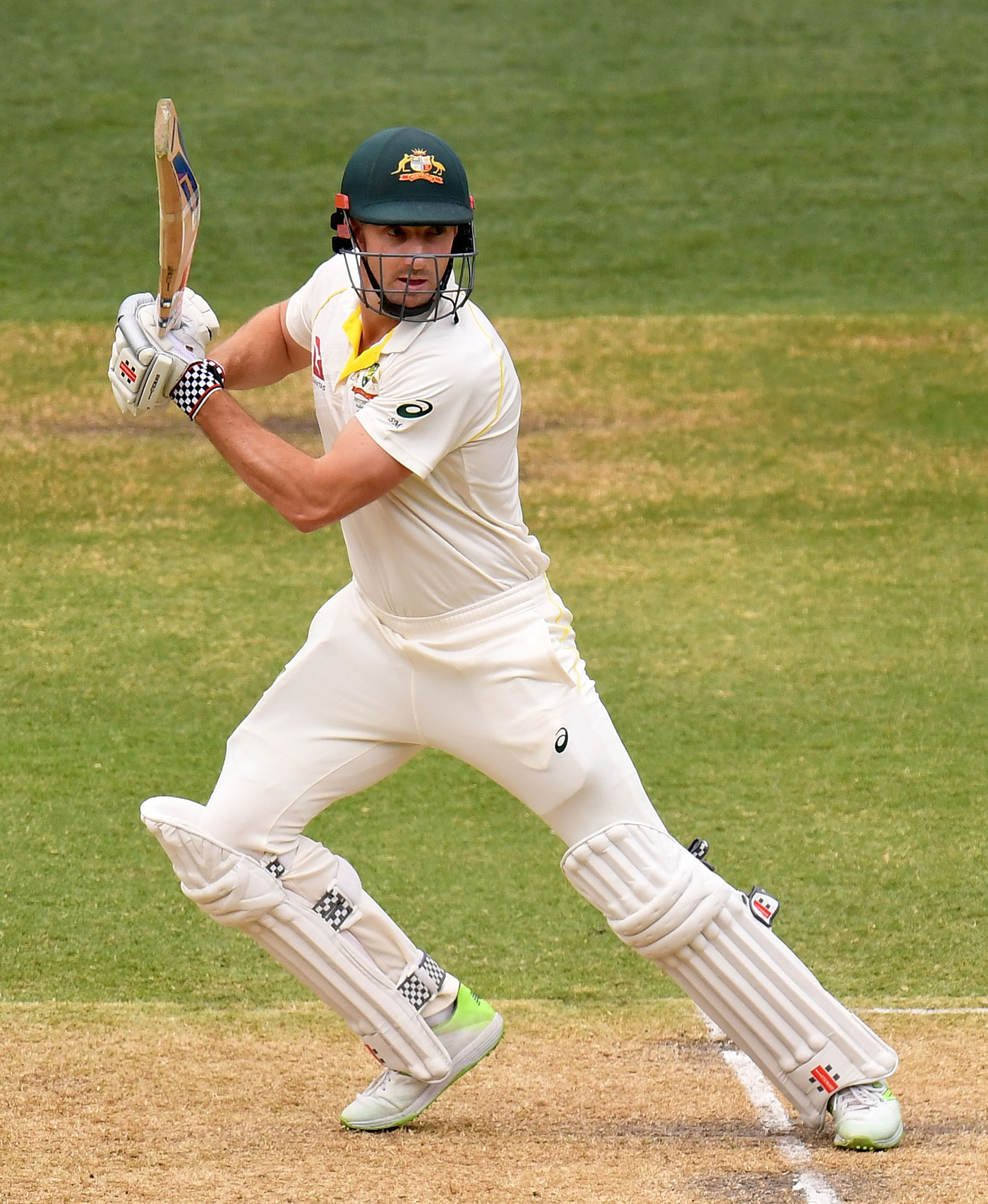 Ashes 2017/18: To Get a Hundred Was a Great Feeling - Shaun Marsh 1