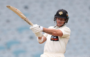 D'Arcy Short plays the pull shot, Western Australia v Victoria, Sheffield Shield 2017-18, 1st day, Melbourne, December 3, 2017