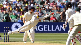 Nathan Lyon had the measure of Moeen Ali in the Ashes