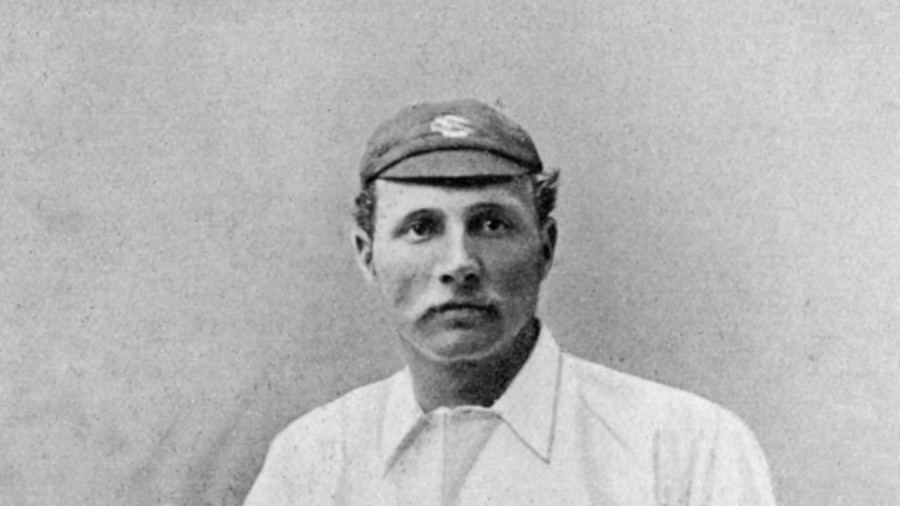 More than 45% of George Lohmann's Test wickets were bowled, still a record
