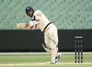 Glenn Maxwell plays off the pads, Western Australia v Victoria, Sheffield Shield 2017-18, Melbourne, 2nd day, December 4, 2017