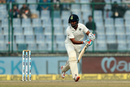 Cheteshwar Pujara sets off for a run, India v Sri Lanka, 3rd Test, Delhi, 4th day, December 5, 2017