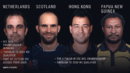 Netherlands, Scotland, Hong Kong and PNG have sealed their spots in next year's World Cup qualifier