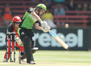 Nicola Carey smacked an unbeaten 47 off 19 balls, Sydney Thunder v Melbourne Renegades, Women's Big Bash League 2017-18, Sydney, December 9, 2017