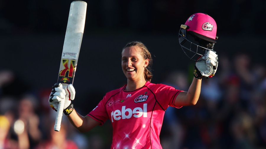Ashleigh Gardner surpassed Sophie Devine and Grace Harris in scoring the quickest hundred - off 47 balls - in WBBL history