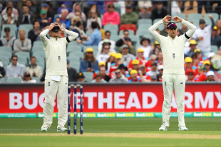 England's numbers batting second have been too poor recently for Joe Root to have hoped to take advantage of the conditions and bowl first in Adelaide